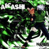 Kakashi Naruto