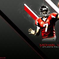 Mike Vick #7 Atlanta Falcons