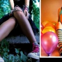 Emo Rainbow Girls