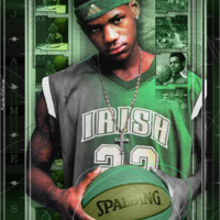 Lebron James Irish