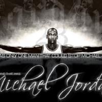 Michael Jordan Only One Man
