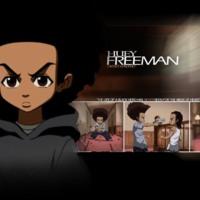 Boondocks Huey Freeman