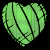 Green Clawed Heart