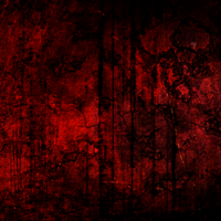Red & Black Abstract