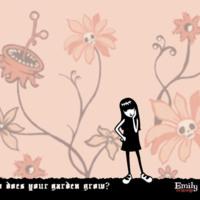Emily Strange's Garden