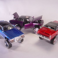Miniture Donks