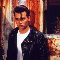 Johnny Depp as Cry Baby