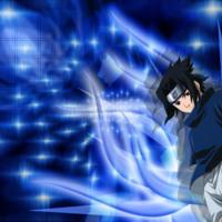 Sasuke Blue Stars