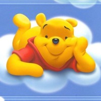 Pooh in the Clouds