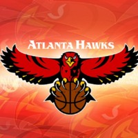 Atlanta Hawks Baskeball Logo