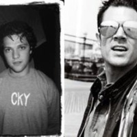 Johnny Knoxville & Bam Margera