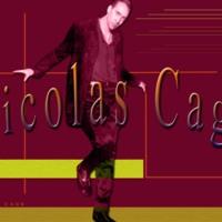 Nicolas Cage Maroon & Yellow