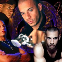 Vin Diesel Collage