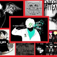Emoness Boy Collage