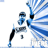 Alan Iverson Sixers