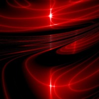 Red Light Abstract