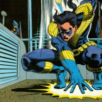 Nightwing Strikes
