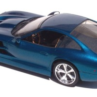 Teal Sports Cars