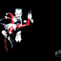 Joker & Harley Quinn Mad Love