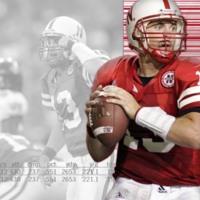 Nebraska's Zac Taylor #13
