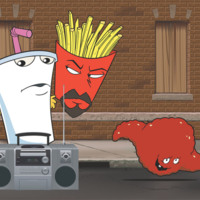 Fast Food Cartoons