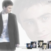 Daniel Radcliffe on White
