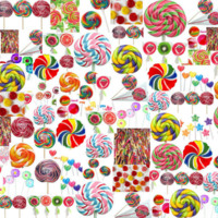 Lollipop Collage