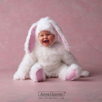 Anne Geddes Easter Bunny