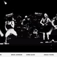 ACDC in Black & White