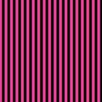 Pink & Black Stripes