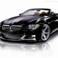 Black BMW