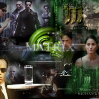 The Matrix Collage
