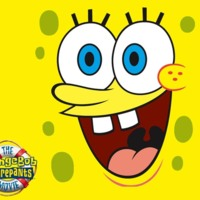 Sponge Bob Close-Up