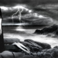 Dark Woman w/ Corpse in Trunk
