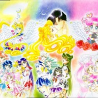Sailor Moon Scouts Senshi