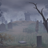Haunted Graveyard