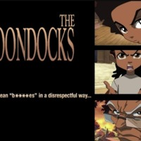 The Boondocks No Disrespect