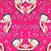 Betty Boop Pattern