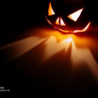 Mean Jack-O-Lantern