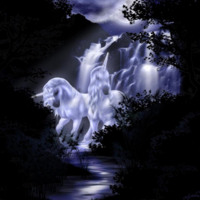 Waterfall of Unicorns