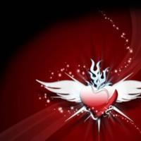 Red Heart-n-Wings