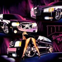 Purple Dub Vehicles