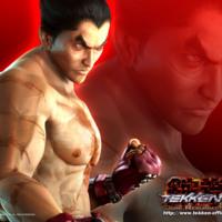 Tekken-Kazuya