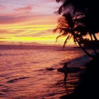 Maui Sunset Beach