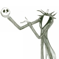 Jack Skellington w/ His Head