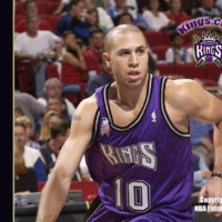 Sacramento Kings Mike Bibby #10