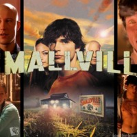 Smallville Collage