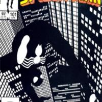 Classic Spiderman Comic Book