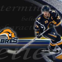 Buffalo Sabres Chris Drury