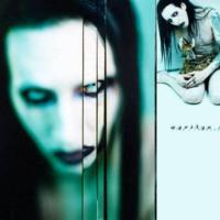 Marilyn Manson with Fawn